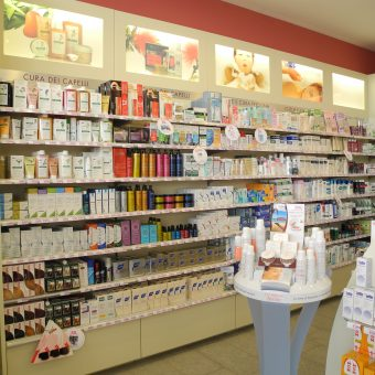 Pharmactive vista interna prodotti